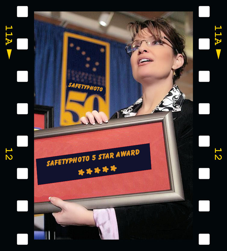 5 Star Paris Palin GaGa award